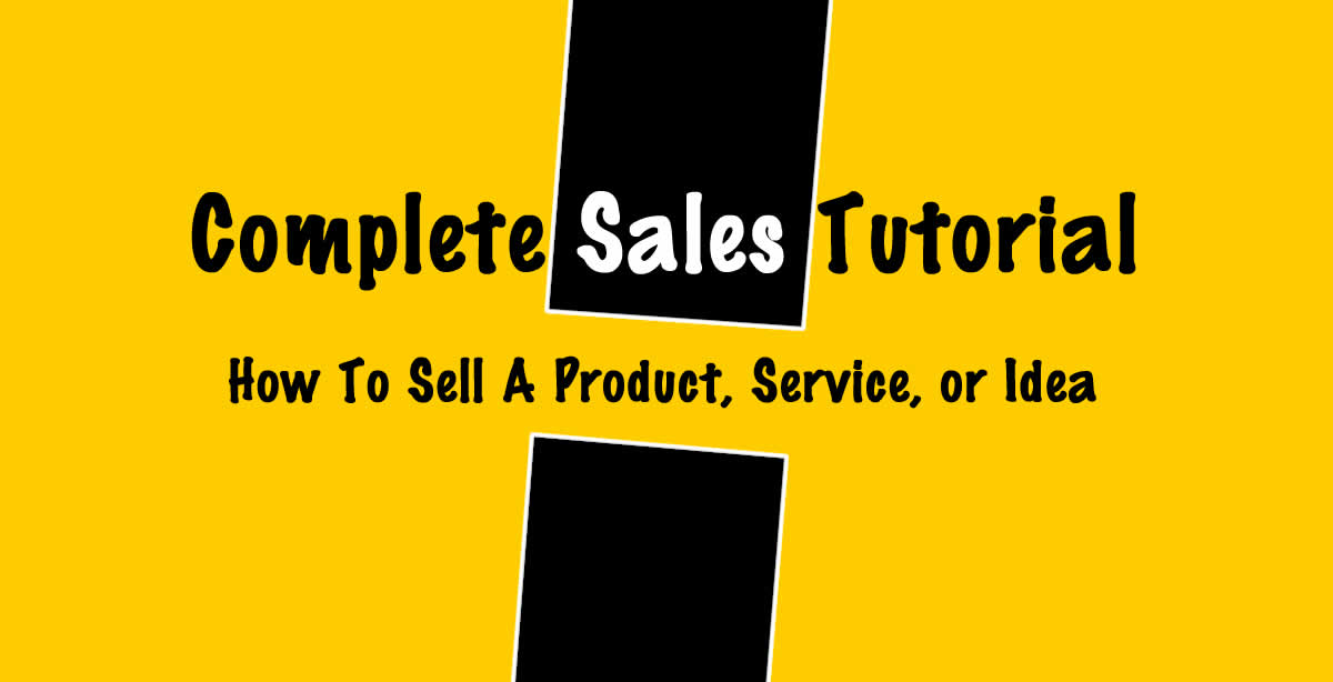 The Complete Sales Training